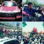 """Good luck Chairman PPP @BBhuttoZardari stay safe Jiye Bilawal Bhutto Benazir @BakhtawarBZ #KarwanEBilawal #Mirpur https://t.co/Tz3uCo05Ku"