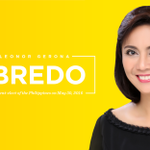 Congress has proclaimed Maria Leonor Gerona Robredo (@lenirobredo) Vice President-elect of the Philippines. https://t.co/nEVZSCJ5nr