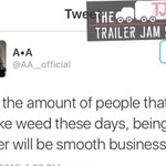 """Nigerian Drug Law Enforcement Agency"" wows on this intriguing episode of your award winning #TrailerJamShow 🔥🔥😂😂😭😭😂 https://t.co/wsNnVL27r6"