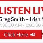 The best from home & across the pond with me every Saturday on @590VOCM! #IrishNL #joinme https://t.co/1jNEMEYclY