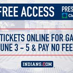 No fees! For Fee-Free Access to tickets for this weekend vs. KC, buy by Wednesday night! https://t.co/eGIE0iXIfU https://t.co/r5Qm1uqQxg