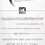 Sorteo Plaza Premium para grupo de verano, entre los que me sigan y le den RT. https://t.co/XcW7iWRtuq