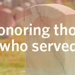 Today, we honor those who made the ultimate sacrifice while serving our country. #MemorialDay https://t.co/vCoULvjiSN