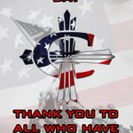 Thank you to all who have given the ultimate sacrifice to protect our country! #HomeoftheFree #BecauseoftheBrave https://t.co/Fz1NSag4eD