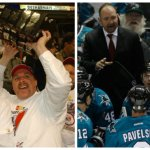 A Cup-ple of great leaders - good luck, boys! @SanJoseSharks  #GoSharks https://t.co/3ciuwDCXoM