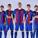 🔴🔵 Esta mañana hemos conocido el nuevo equipamiento del Barça. Conoce todos los detalles https://t.co/4RlpZKZp6z https://t.co/ddf0viEbqe