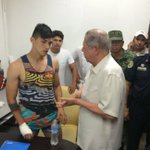 Fuerzas federales y estatales rescatan a #AlanPulido https://t.co/7Af0eSD2Yg https://t.co/8N7lyglFM7