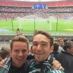 Stadium of Dreams! Lets go Plymouth! #Wembley @Only1Argyle @Jrice23 https://t.co/ig8HP5lKpH