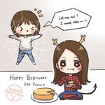 [Fanart Union] Happy Birthday to Yoona❤ Yoona spider women. Save world. Save food (X #yoona #530HappyYoonaDay https://t.co/W75wz0Yp5l