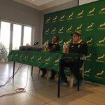 Adriaan Strauss named as 57th Springbok Captain @eNCASport @eNCASport @gershawncoetzee https://t.co/Uod5G0hBhi