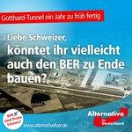 Berlin   Wer hat´s erfunden? Die Schweizer! - Nachhilfe für #BER-Bau erwünscht! #AfD #aghw https://t.co/D0zjnBlkOg https://t.co/pGW2AX7fVV