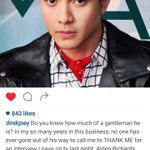 Nakakaproud talaga magin fan mo @aldenrichards02 IG update of @DirekJoey #ALDUBMissingHALF https://t.co/1rZSmhjS5T