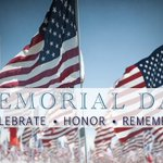 #LAPD: Today we celebrate our freedom by honoring those who paid the ultimate sacrifice. #MemorialDay https://t.co/mtY0hoD7Oa