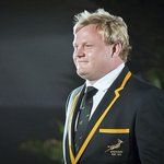 Adriaan Strauss named new Springbok captain https://t.co/kXca4O1U95 https://t.co/pZiy76JZL7