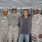 Remembering those who serve today & everyday! Photo Baghdad, Iraq 2009 I performed for our U.S. troops #MemorialDay https://t.co/CdDVOhdQEs