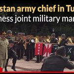 #Pakistan army chief in #Turkey to witness joint military maneuver Read more: https://t.co/J9Oia3xiYl https://t.co/ybhPClyIx8