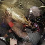 MLB-LEADING 3RD CG FOR WRIGHT, DING DONGS FOR LARGE FATHER, JBJ AND HERNANDEZ, 23-GAMER FOR BOGAERTS!! #GOLDBOTTLES https://t.co/ek8w5YKct4