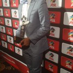 #NFD Top Goal Scorer of @Baroka_FC , Thabiso Kutumela interviewing backstage. Congrats ???? #PSLAwards https://t.co/hDjAnBMsa7