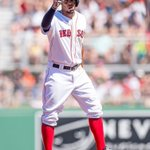 Bogaerts month of May: •26 GP •46 for 115 (.400 AVG) •7 doubles •5 HR •18 RBIs •23 game hit streak & counting???????? https://t.co/WLbXSKe4DY
