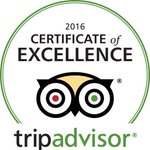 Big thanks to our visitors & online reviewers - weve received the @TripAdvisor 2016 #CertificateofExcellence. https://t.co/zwuQiTkzzb