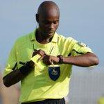 PSL Referee of the season Thando Ndzandzeka #PSLAwards #SABCFootball https://t.co/g6K98v42Jt