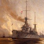 Today in History 31 May 1916, HMS New Zealand fights in the Battle of Jutland https://t.co/XKLcA93JrX #Jutland100 https://t.co/4Z71rM7jEh