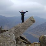 Have you tried scrambling Tryfans North Ridge? Check out https://t.co/fPC5fVgIb5 #tryfan #snowdonia #scrambling https://t.co/hdmW7MDk1h