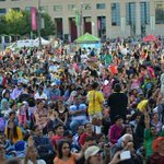 Were excited to see our #BollywoodMonster crowd at @MCSEvents for our upcoming @bollywoodmashup! https://t.co/J7LPIVJDtt