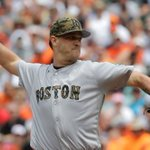 Steve Wright of #RedSox pitched his third complete game of season in 7-2 win over Orioles https://t.co/BJRVK950iD https://t.co/9PYJWhL4Ph