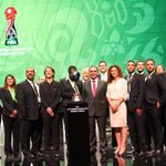 At the official draw of U17 Womens World Cup LOC, under the patronage of HRH Prince @AliBinAlHussein   #U17WWC https://t.co/s5EOLRC3CE