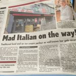 So heres whats coming to the former Ella street social #themaditalian -good luck Ettore Liciano - piacere! #hull https://t.co/R8bWJiX5NH