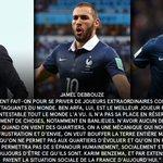 "Jamel Debbouze : ""Karim Benzema, et Hatem Ben Arfa payent la situation sociale de la France daujourdhui."" https://t.co/e7IoERuXtb"
