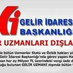 GELİR UZMANLIĞI @RT_Erdogan @binaliyildirm @naci_agbal @oznurcalik @ekinciazmi @yusufbeyazit60 @selvacam @AydnMfit https://t.co/jxKirqNe1q