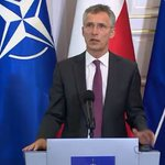 #NATO SG @jensstoltenberg w/ Pres @AndrzejDuda: #NATOsummit to cement our cooperation w/ key partners, above all #EU https://t.co/lYFUXej4CT