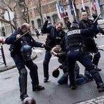 Fransada yaşanan şiddet olayları ENDİŞE VERİCİ❗ #FranceisnotsecureforEuro2016 https://t.co/hsWUP4be9y