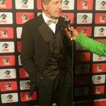 .@SuperSportFC head coach Stuart Baxter during interviews before the @OfficialPSL awards https://t.co/bXwW1jJHdW