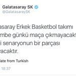 NOSTALJİ | 17 Haziran, Türk sporunda dik duruşun simgesidir. Kirli düzenin kovanına çomak sokmaktır. https://t.co/30NXDsCdHc