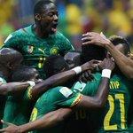 RT si vous allez soutenir le Cameroun face à lEquipe de France ce soir ! ???????? https://t.co/zN4aMclPJO