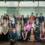 MRMS students at DIA getting ready for France and Spain! https://t.co/X4wpTkE4td