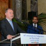 Lamitié profonde entre #Toulouse & #Israël ns réunit aujourdhui pr fêter ensemble #indépendance de cet État #68ans https://t.co/QwM1X5soSY