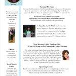 Our June newsletter #thehorburywi #inspiringwomen https://t.co/iy67mRg4Vp