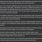 Türk sporunun üzerinden kirli ellerinizi çekin! https://t.co/gJpxGRm8hZ