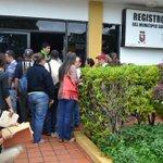 Roban cableado eléctrico del Registro Civil de #SanCristobal No pueden prestar servicio al ciudadano @trafficTACHIRA https://t.co/ALqF2R25ns
