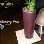 Weve been working on some refreshing tasty summer drinks! Take a tropical vacation tonight at Pete Millers https://t.co/9AX3MbSU17