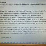 Weer noodbrief verpleeghuis vanwege wegvallen personeel. Wat doet .@mjrijn? 250 miljoen bezuinigen #HetRoerMoetOm https://t.co/poZf475j2i