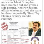 To divert attention from scam of his friend Mr. Adani PM @narendramodi playing Vadra Vadra https://t.co/KEhQYjqIFN https://t.co/Kcq1jvM5Yo