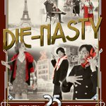 Season finale of Die-Nasty: The Improv Soap Opera - tonight at 7:30PM at the Backstage Theatre @dienastyimprov #yeg https://t.co/7XO5VTwRZP