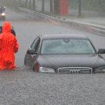 Veel wateroverlast door hoosbuien in grote delen van het land: https://t.co/SiXGIKx7IV https://t.co/QehcoYclXV