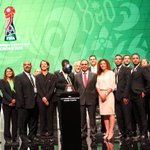 Great job by the U17 Womens World Cup LOC in organizing the draw today!  #U17WWC https://t.co/muYKWSmVGk