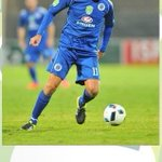 #NedbankCup Player of the Tournament Jeremy Brockie #PSLAwards #SABCFootball https://t.co/iC9I46f26p